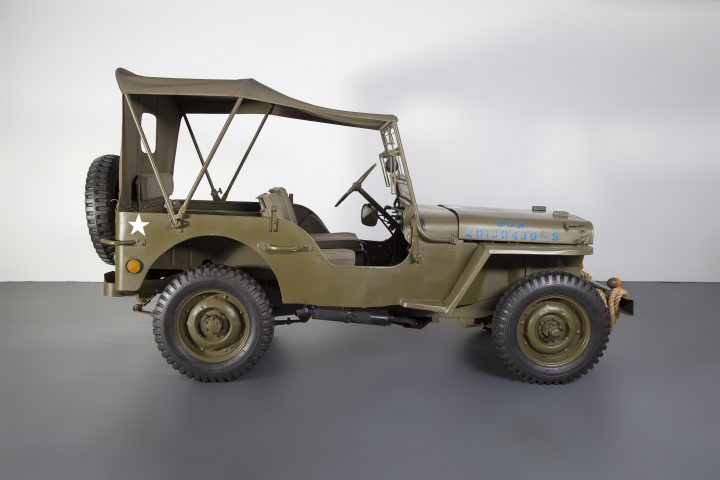 1942 Ford Willy's MB