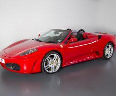 2005 Ferrari F430 Spider F1