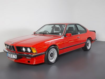 1984 BMW E24 B9 635 Alpina