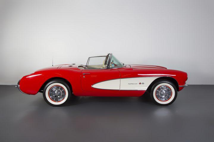 1957 Chevrolet Corvette Roadster C1