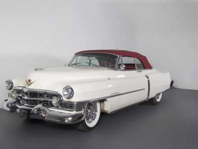 1952 Cadillac Series 62 Convertible