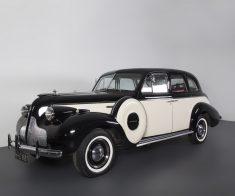 1939 Buick Straight Eight saloon