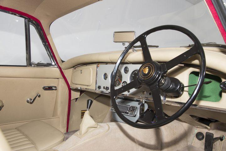 1958 Jaguar XK150 SE Coupe