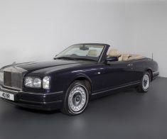 2000 Rolls Royce Corniche MkV Convertible