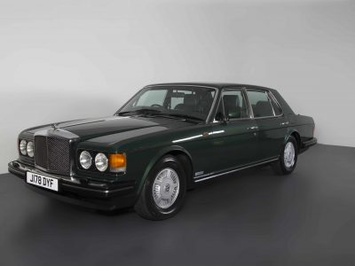 1992 Bentley Eight