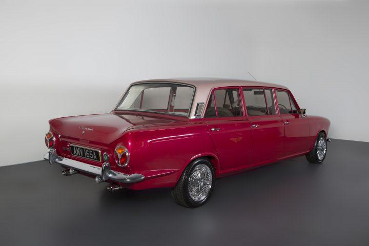 1963 Ford Cortina Mk 1 Limousine