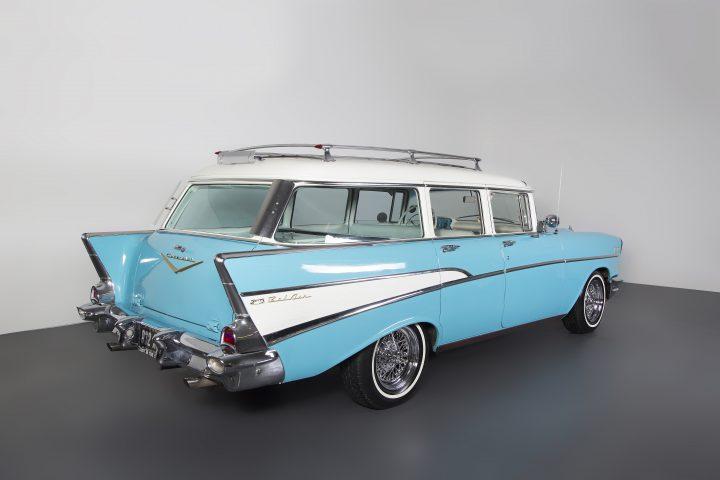 1957 Chevy Bel Air Wagon