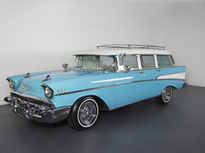 1957 Chevy Bel Air Wagon