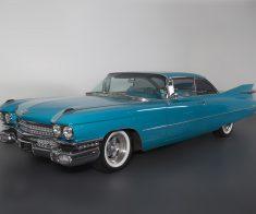 1959 Cadillac Coupe de Ville