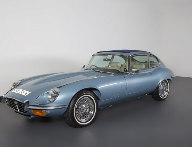 1972 Jaguar E Type V12 Series 3 2+2 Coupe