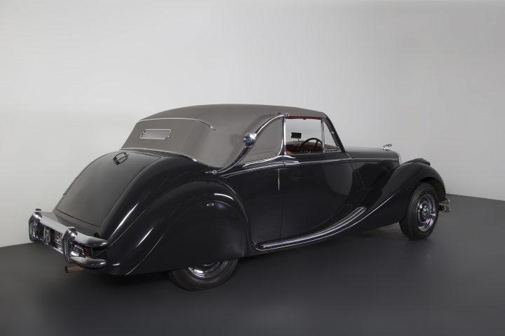 1951 Jaguar Mk V 3.5 litre Drophead Coupe