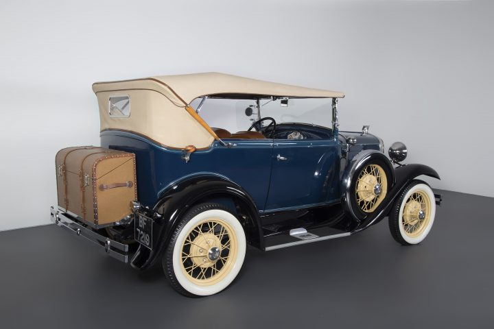 1931 Ford Model A Phaeton Deluxe Two-door