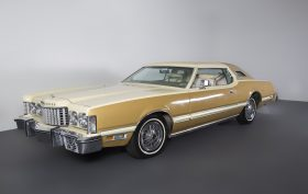 1976 Ford Thunderbird 5000cc