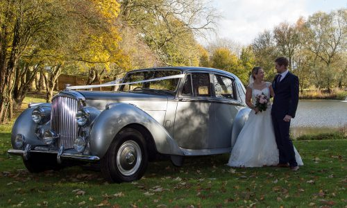 Wedding Car - 1953 Bentley R Type