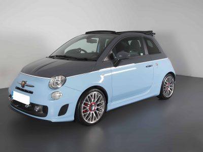2015 Fiat Abarth 595