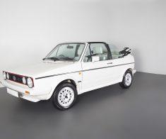1987 VW Golf GTI Convertible