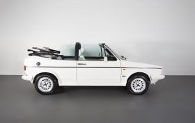 1987 VW Golf GTI Convertible