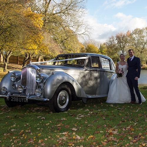 Wedding Car - Bentley R Type