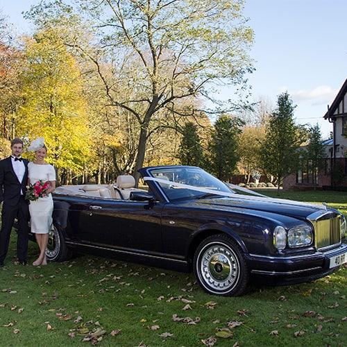 Wedding Car - Rolls Royce Corniche