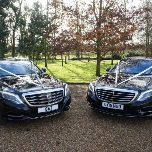 Mercedes Maybach and S Class Limousines