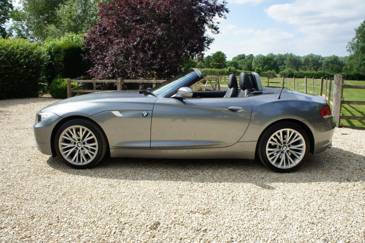 2009 Bmw Z4 2 5lt 23i Sdrive Manual